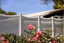 Privacy board fence