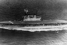 British aircraft carriers (HMS Eagle)