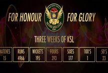Kashmir Super League (KSL)