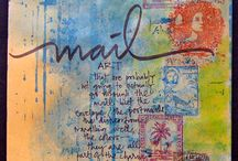 Happy Mail / Mail Art