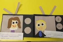 preschool tv frame