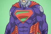 SUPERMAN'S