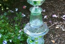 Upcycled glass
