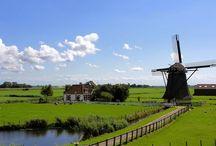 Travelling Around Netherlands