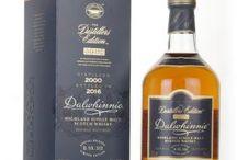Dalwhinnie single malt scotch whisky / Dalwhinnie single malt scotch whisky