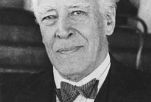 Constantin Stanislavski / One of the key figures of 20th century theatre, Constantin Stanislavski developed a system of training that enabled actors to perform roles realistically and from within. This was later adapted in America to become Method Acting, or The Method.