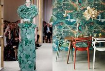 Green vision world / Live in a green world with your fashion wear and home decor style.
