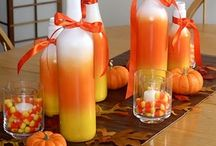 decorating for fall / by Tammy Hyler