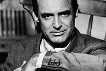 Cary Grant / Cary Grant Born: January 18, 1904, Horfield, United Kingdom Died: November 29, 1986, Davenport, IA / by Elizabeth Ayala