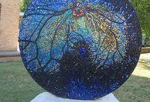 шары мозаика