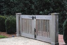 GARDEN - Fencing Gates Walls