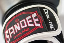 SANDEE Gear / Some of the products from the SANDEE range of Premium Combat Sports Equipment