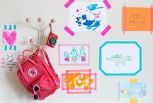 Kids' Art Space & Storage