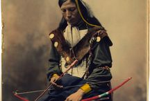 native americans. / by Aubrey Oughterson