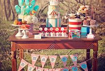 Party Birthday Circus / by Yen Reed