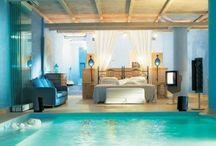 Dormitorios de ensueño / Dormitorios que inspiran, que relajan y que nos llevan a cumplir nuestros sueños
