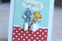 Congrats/Thanks/Get Well Cards