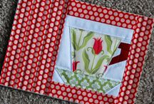 Quilts Mug Rugs,Placemats,Runners