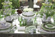 St. Patrick's Day Table Decor Ideas