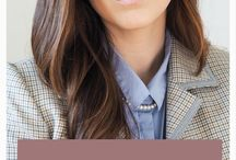 CLASSY PREPPY PEARL BLOG / A business combined fashion blog for young professionals