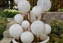 Recycled glass ideas
