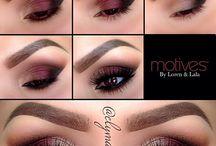 Makeup / by kayla vincent