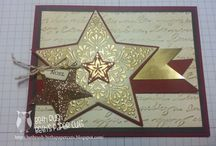 Stampin' Up Bright and beautiful