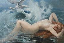 Art ~ Adolphe La Lyre