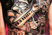 star wars tattoos / by Josh Jones