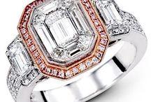 Engagement Rings / #engagement #wedding #rings