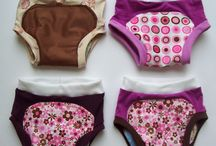 SEW - diapers and training pants