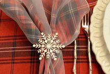 napkins  decorated