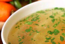 Les bonnes soupes