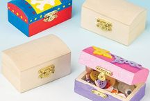 Stocking Fillers / Cute little gifts for stocking filler ideas for children or tooth fairy gifts or any time you need a little present to keep little people busy!