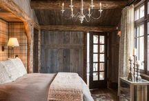 houten woning
