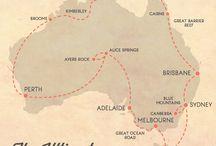 travels: Australia / by Nicole @ Treasure Tromp