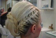 Hairstyles / by Jessica Muniz