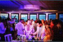 English Wedding in Santorini | Rae & Luke | May 2017