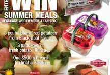 Sponsored Blog Give-Away Recipes / by The Army Mom