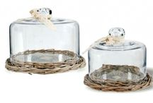 CLOCHES & BELL JARS / LOVE THEM FOR MORE THAN PLANTS