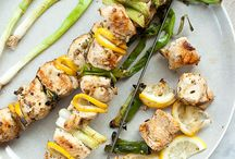 Just Grillin' / Foods for the grill, gluten-free or will try to make gluten-free