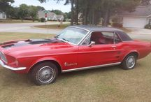 Used 1967 Ford Mustang for Sale ($9,800) at Warner Robins, GA / Make:  Ford, Model:  Mustang, Year:  1967, Exterior Color: Red, Interior Color: Black, Doors: Two Door, Vehicle Condition: Good, Mileage:1,000 mi,  Engine: 7 Cylinder, Transmission: Automatic, Fuel: Gasoline, Drivetrain: Rear wheel drive.   Contact; 478-951-2461    Car Id (56711)