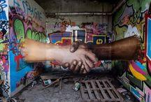 граффити или искусство