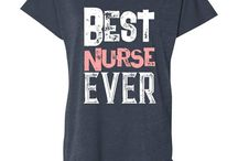 NURSE GIFTS / Nurse Gift Ideas - Gifts for Nurses, Nurse T-Shirts, Funny Nurse Tshirts, Mugs, Tote Bags and more...