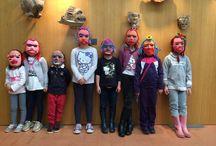 Un Museo a misura di bambino #museumschool / Il Museo Archeologico Provinciale di Salerno apre ai bambini e lo fa trasformandosi in una vera e propria aula didattica.