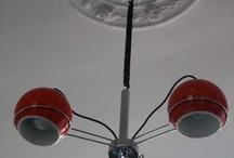 luces y accesorios de pared
