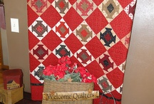 grammielike quilts / by Becky Piland