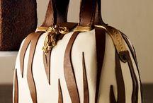 hand bag cakes