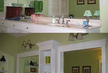 revamp bathroom / by Jean Williams