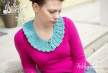Crochet Collars & Necklaces